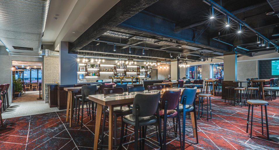 Drinking Area - The Peakhurst